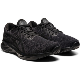 asics Dynablast Shoes Men, black/graphite grey